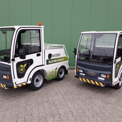 Elektryczne Ciągniki Transportowe