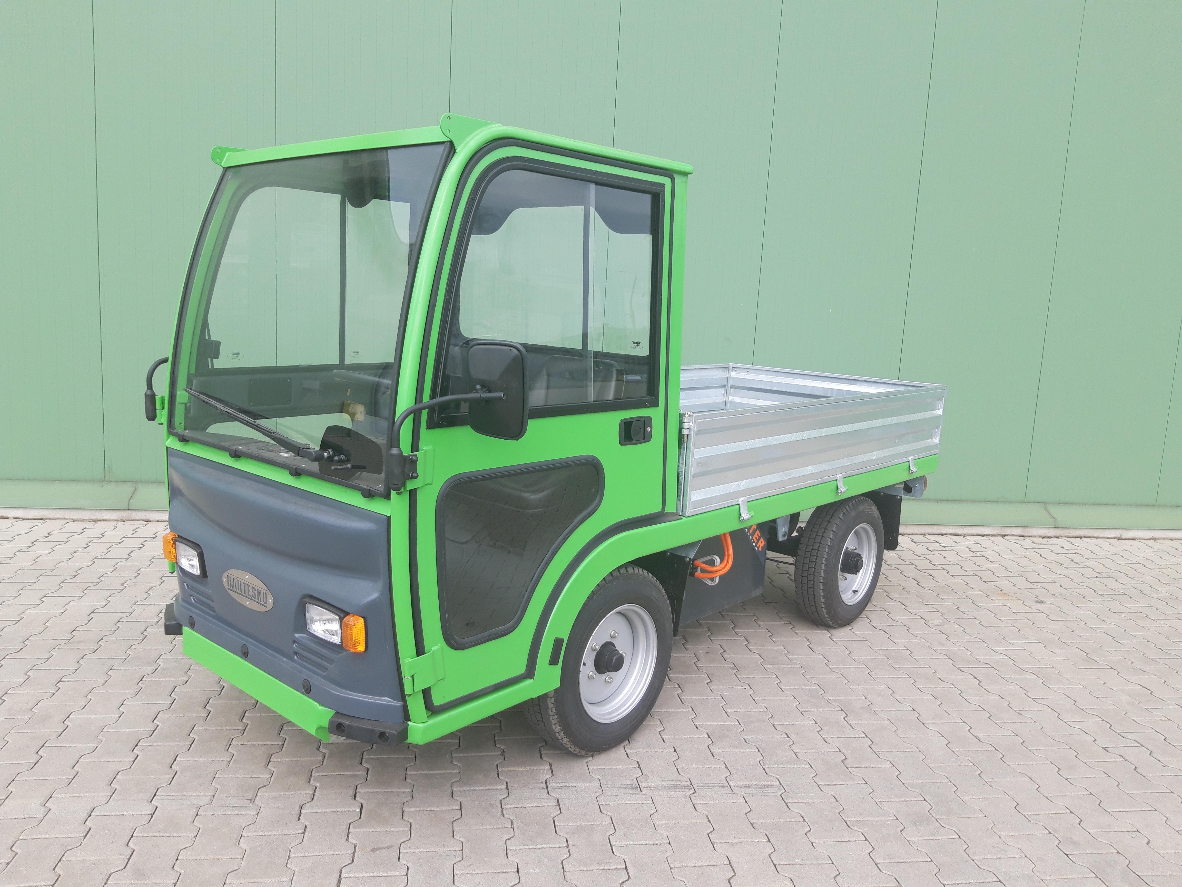 Elektryczny Pojazd Transportowo Platformowy EWTP 2.02